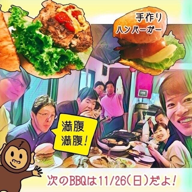 【11/26(日)、海鮮BBQでリベンジ!】 Cooking  - satoru_nakamori | ello