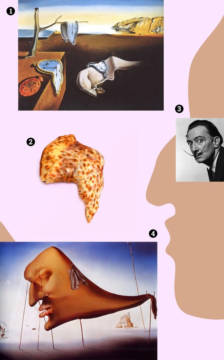 Surrealism MOODboard sztukauniw - s_u_ | ello