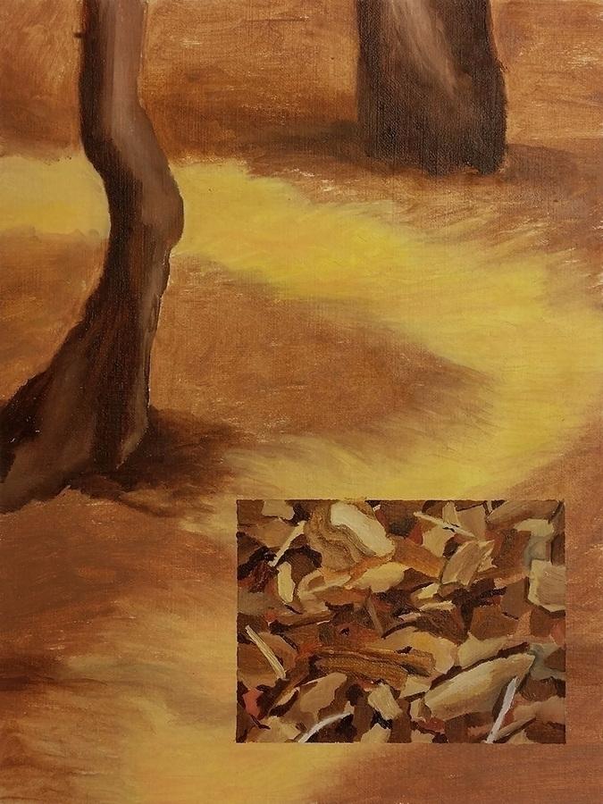 Painting Oil Paper, 20x15 cm - 76 - ralfhannes | ello