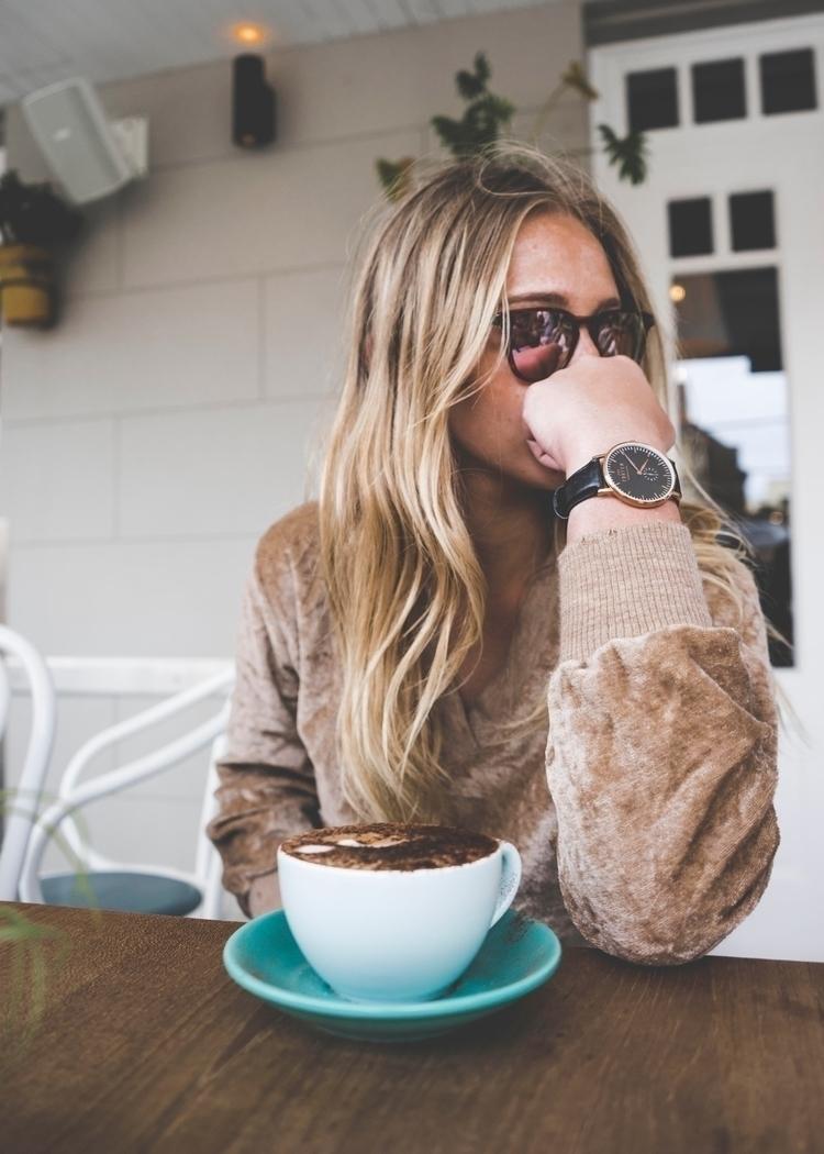 morning coffees :coffee:️  - model - alfienevin | ello