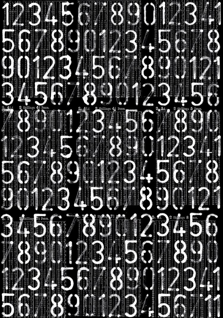 BENDING REALITY - graphics, numbers - johnhopper | ello