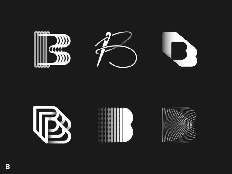 Alphabet project - vol.1 - logo - artbauer | ello