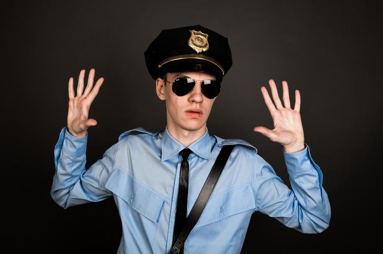 Village People. Cop costume 198 - skhokhlov | ello
