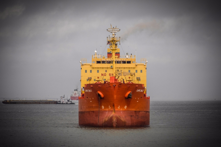 Cape Daly shot chemical tanker  - mattgharvey | ello