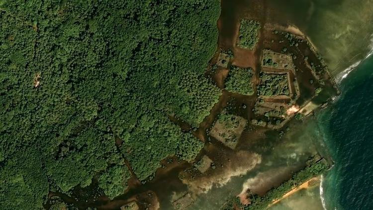 Encuentran una antigua ciudad e - codigooculto | ello