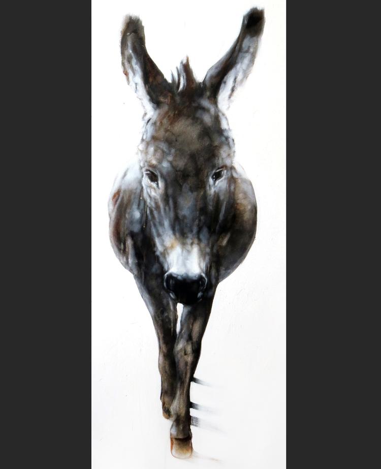 Donkey, 100x40 cm - jahupo | ello