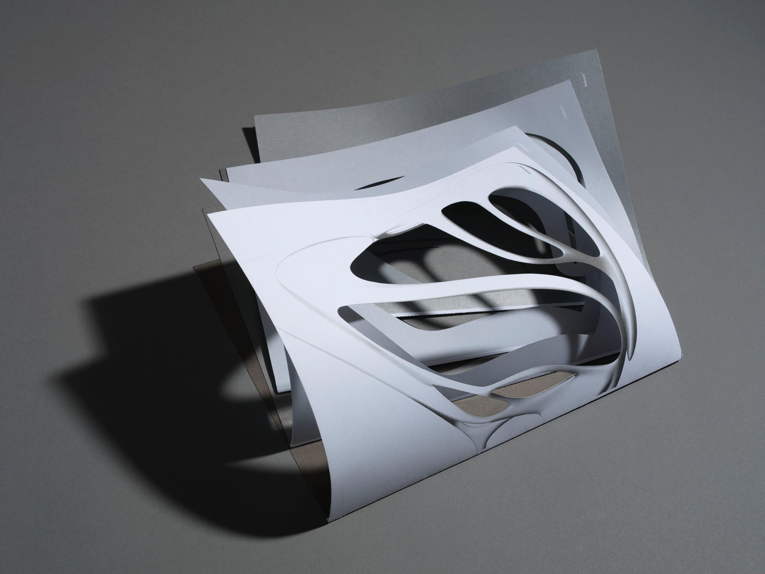 Design: Zaha Hadid profile: Mat - minimalist | ello
