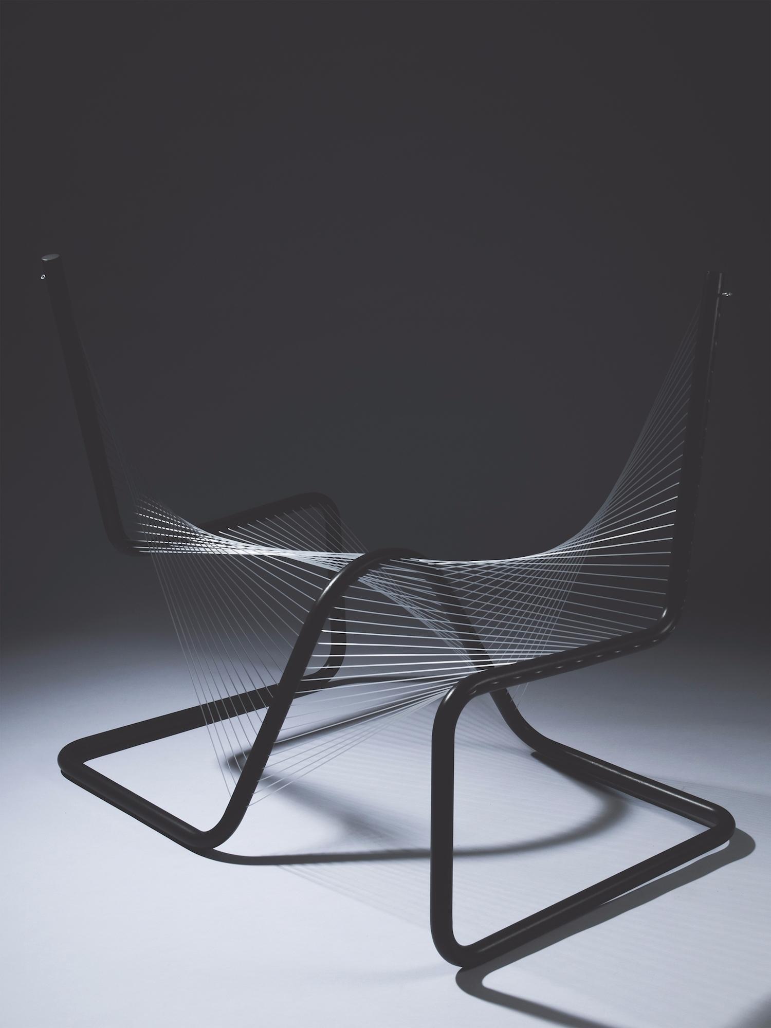 'Saitens' Chair Clara Schweers  - thetreemag | ello