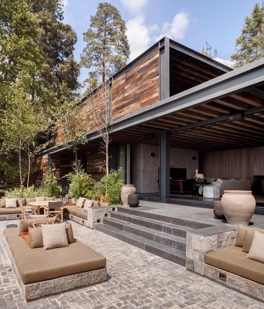 El Mirador House CC Arquitectos - thetreemag   ello