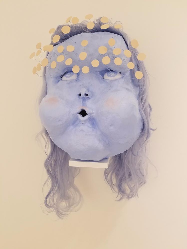 Fury Head 1 (Nicole Caitlin Due - nduennebier | ello