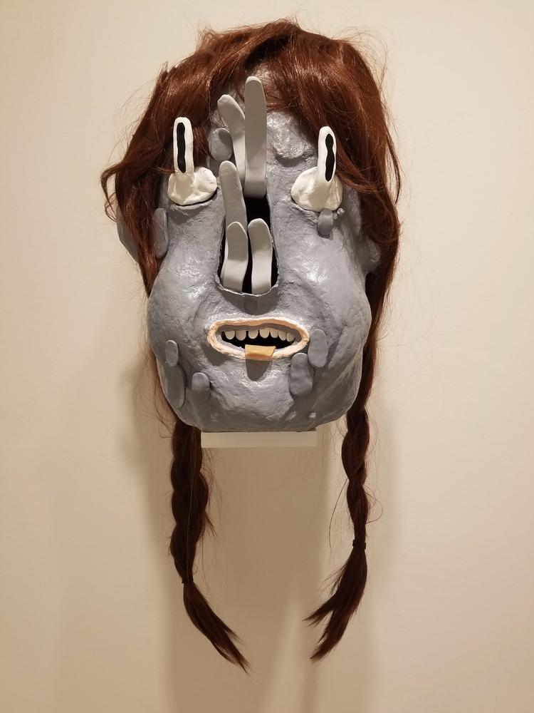 Fury Head 2 (Nicole Caitlin Due - nduennebier | ello