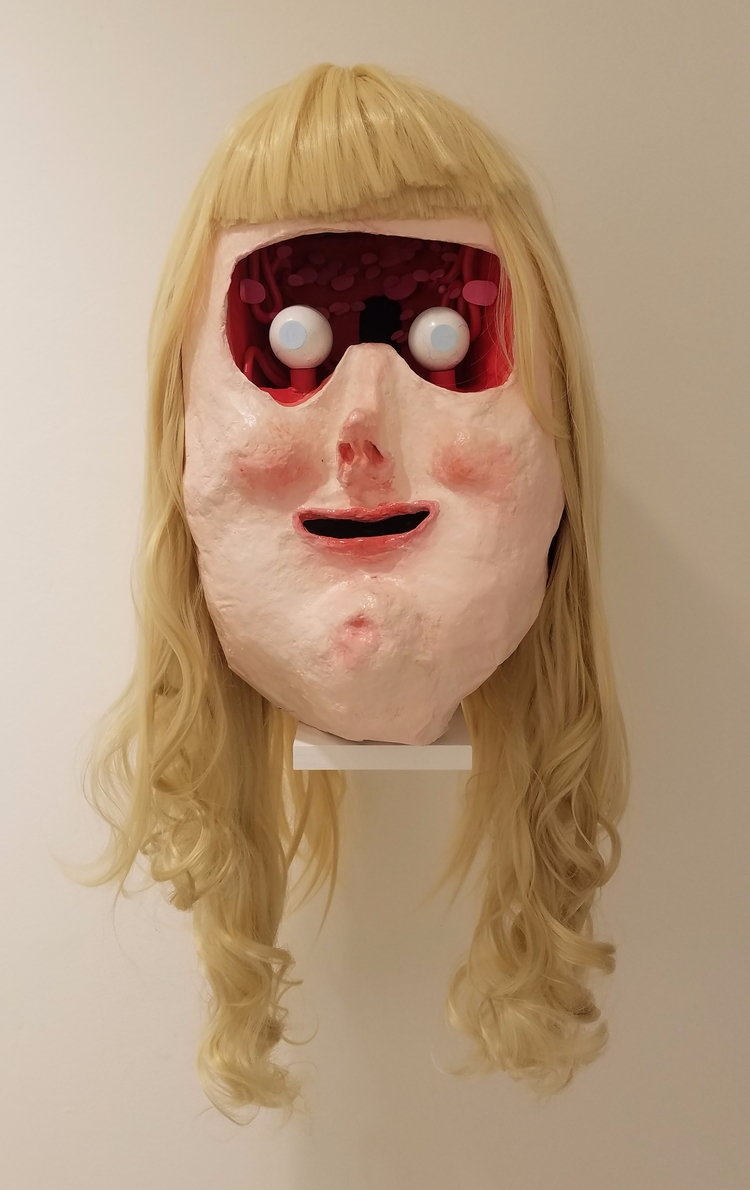Fury Head 3 (Nicole Caitlin Due - nduennebier | ello