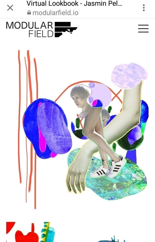 featured  - feature, digitalcollage - jasminpelz | ello