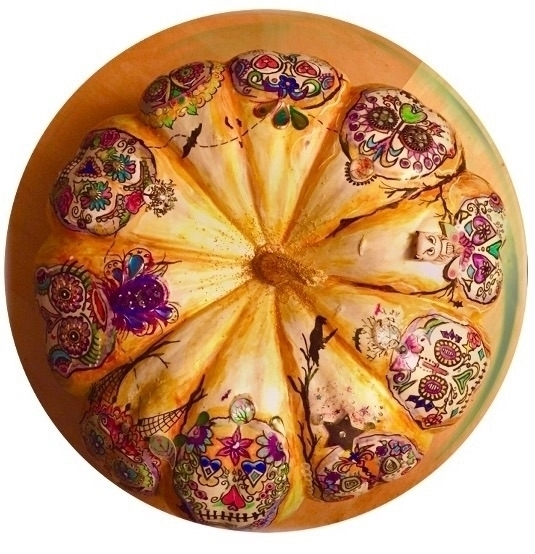 mixed media white fairytale pum - tibonage | ello