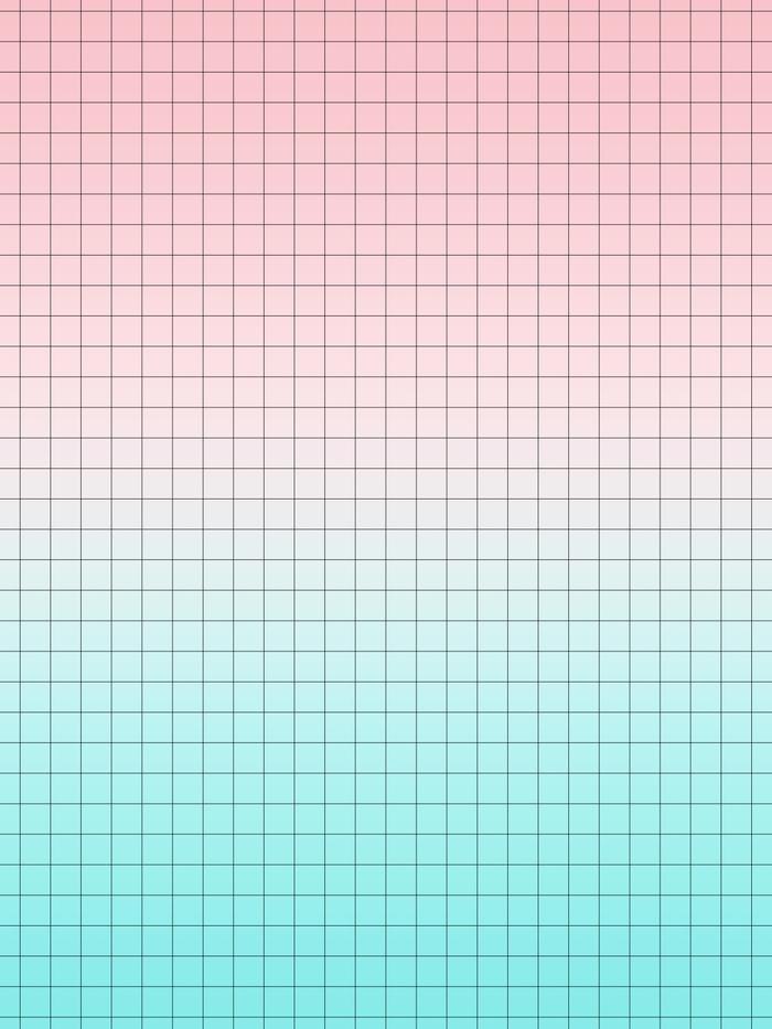 Millennial Pink Light Blue Geom - cafelab | ello