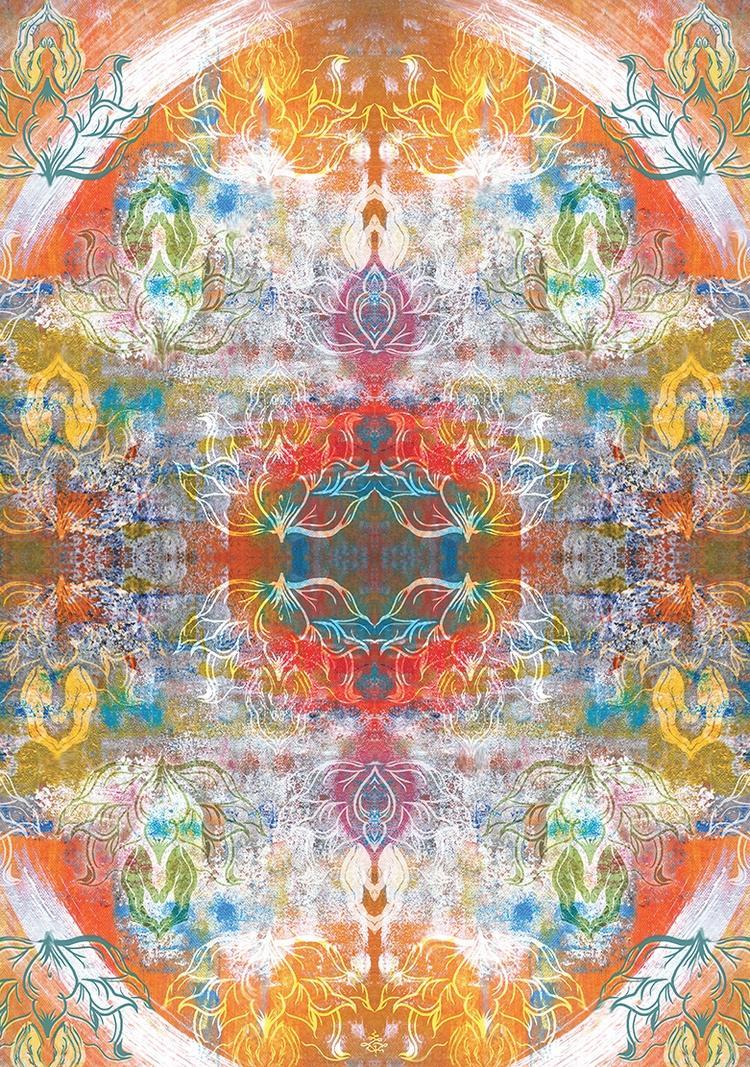 Anjali Balance Opening Lotus He - chitreesign | ello
