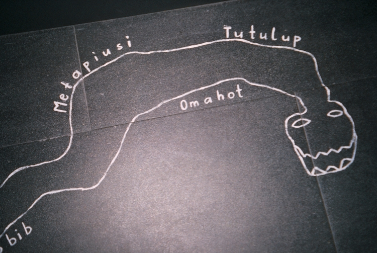 piece exibition;Eine Horn und h - lucika | ello