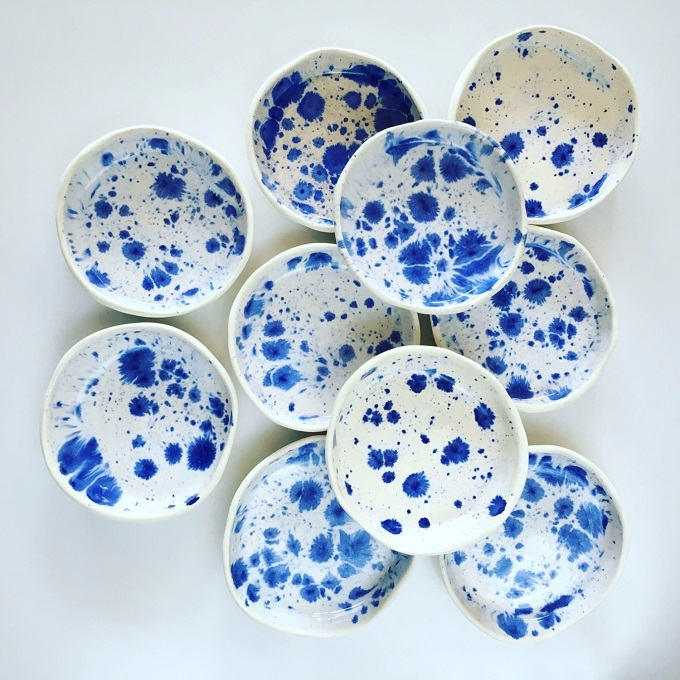 Gorgeous Ring Dish Ceramics Coa - sandraapperloo   ello