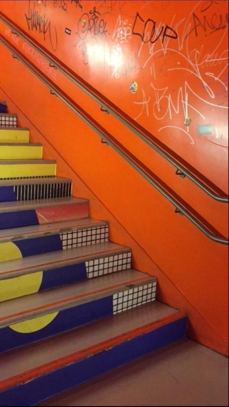 ellophotography, iPhone, stairs - nobline | ello