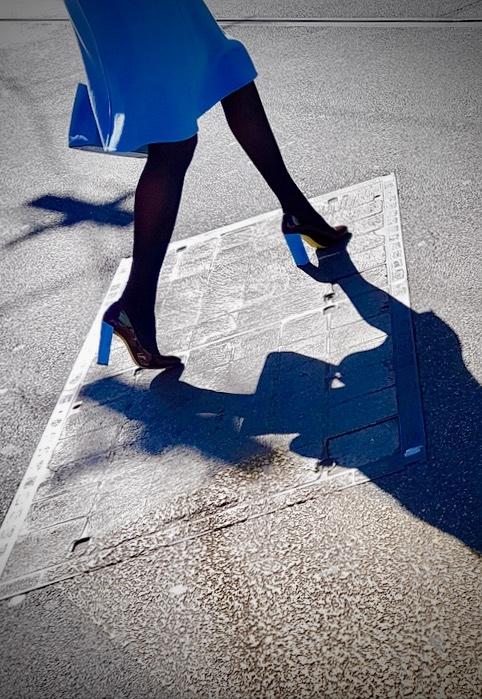 Colors, Downtown, Geneva - Legs - ziolele   ello