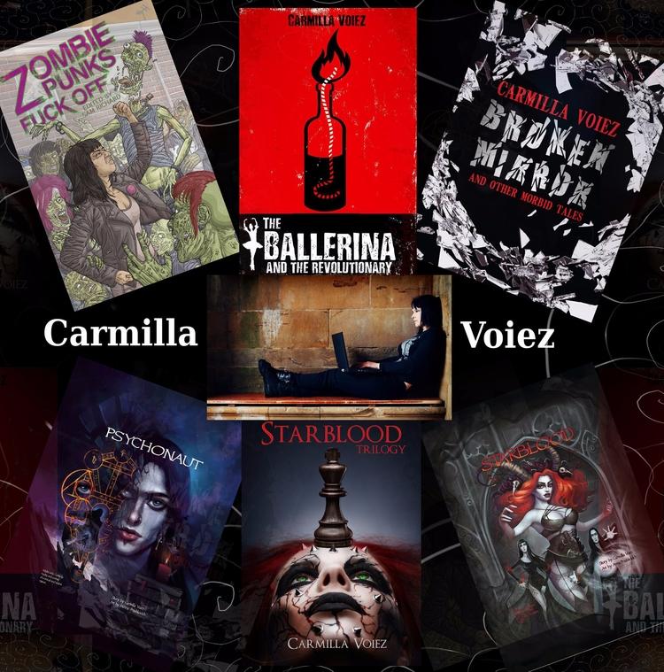 poster includes latest releases - carmillavoiez | ello