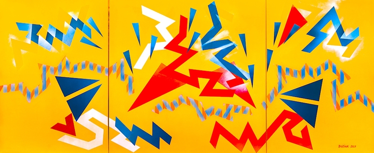 Kandinsky meets Vauban artwork - edbuzz | ello