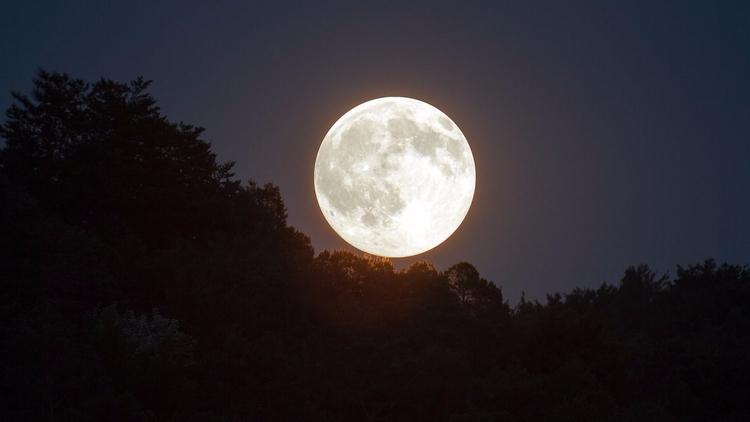 La Luna llena más grande del añ - codigooculto | ello