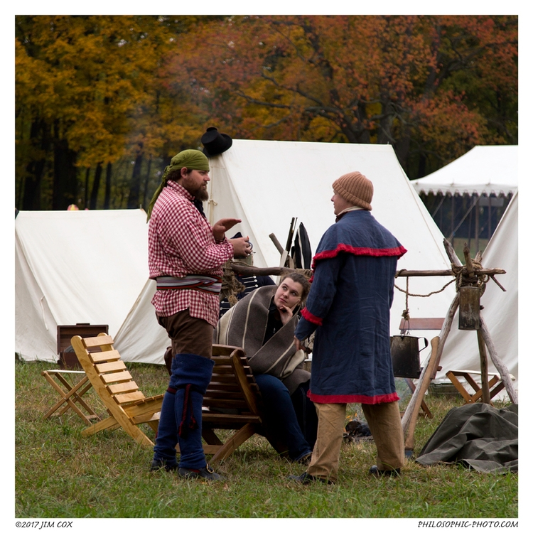 19th Annual Muster Wabash: Fort - jascox | ello
