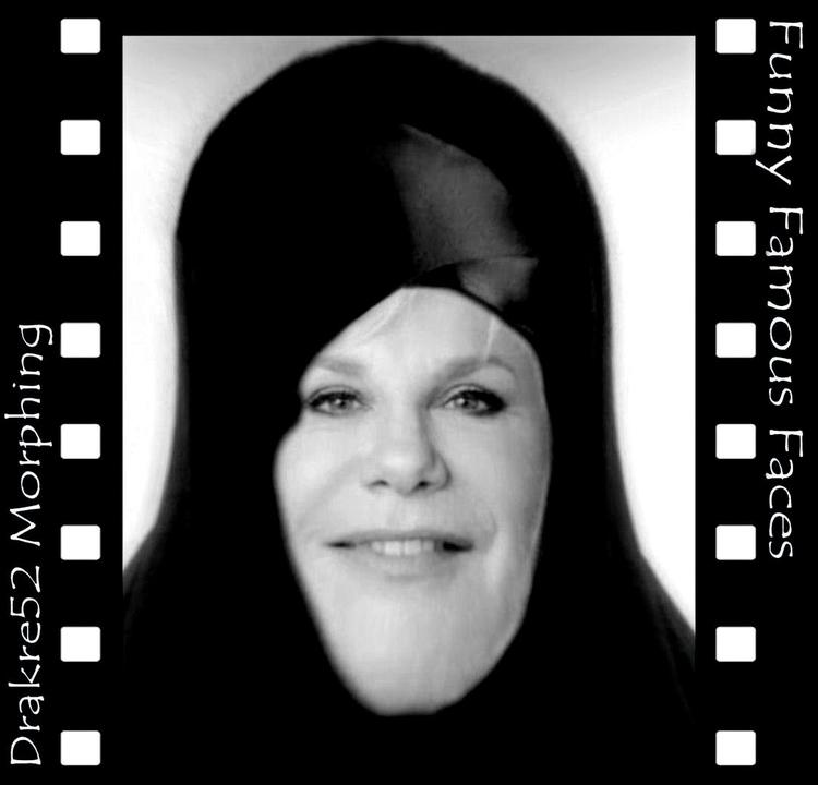 Funny Famous Faces Morphing. fi - drakre52 | ello