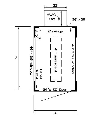 Georgia Portable Buildings lets - guardhouses   ello