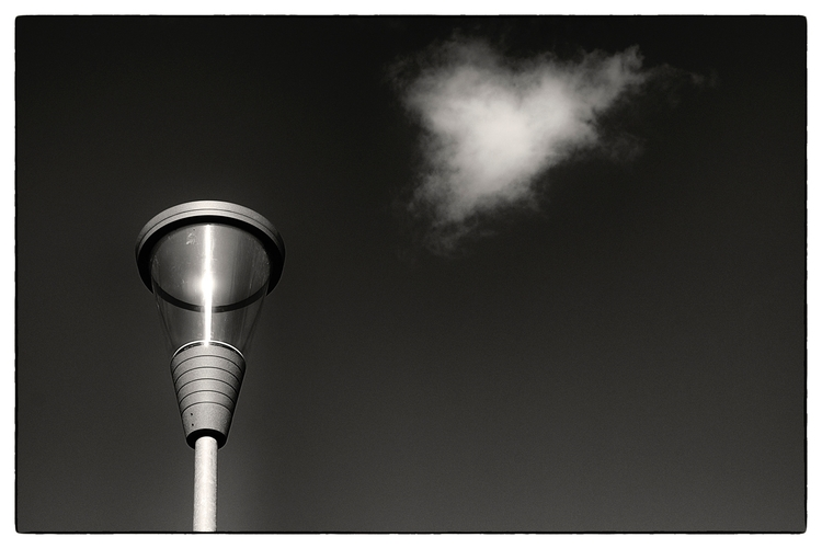 Sky - bw, blackandwhitephotography - sselvejer | ello