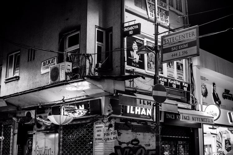 Central Beşiktaş - istanbul, turkey - mikitakesphotos | ello