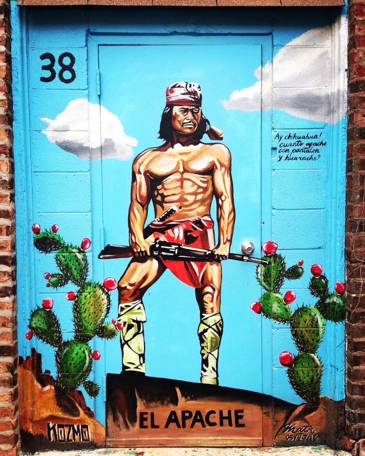 El Apache - Pilsen, Chicago, Urban - davidjdeal | ello