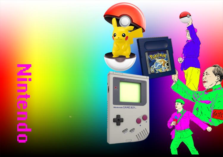 gameboy, art, design, digital - digital-btk | ello