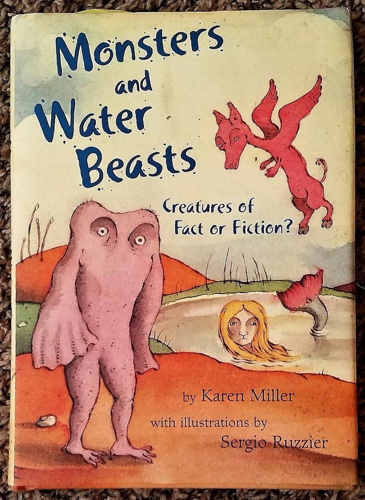 """Read Damn Book – 056: Monsters - richardfyates   ello"