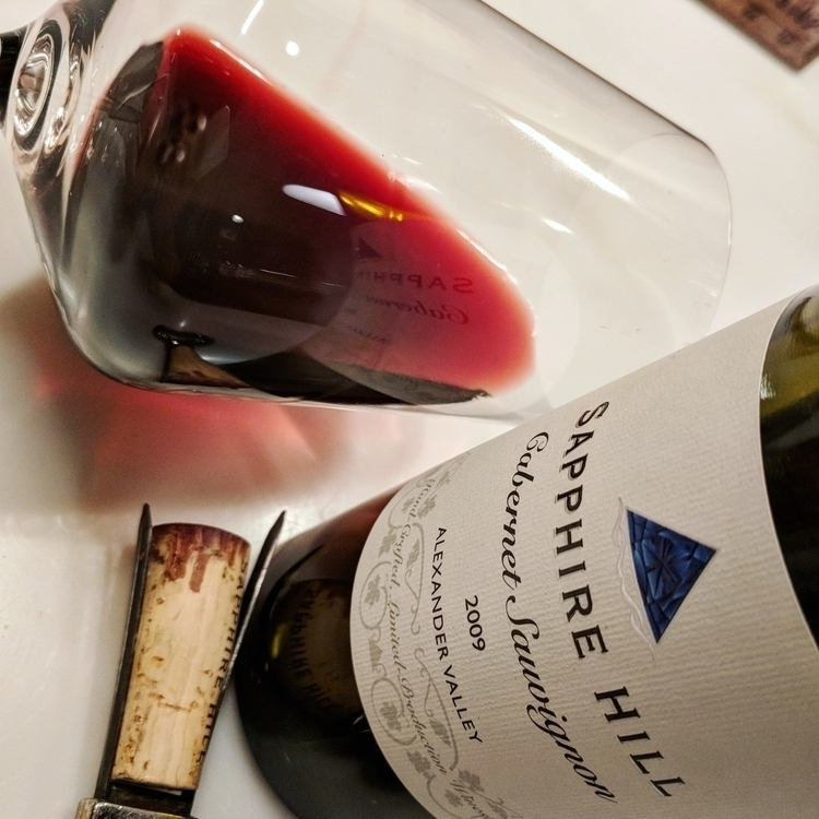 pet Alexander Valley cab - wine - soif | ello