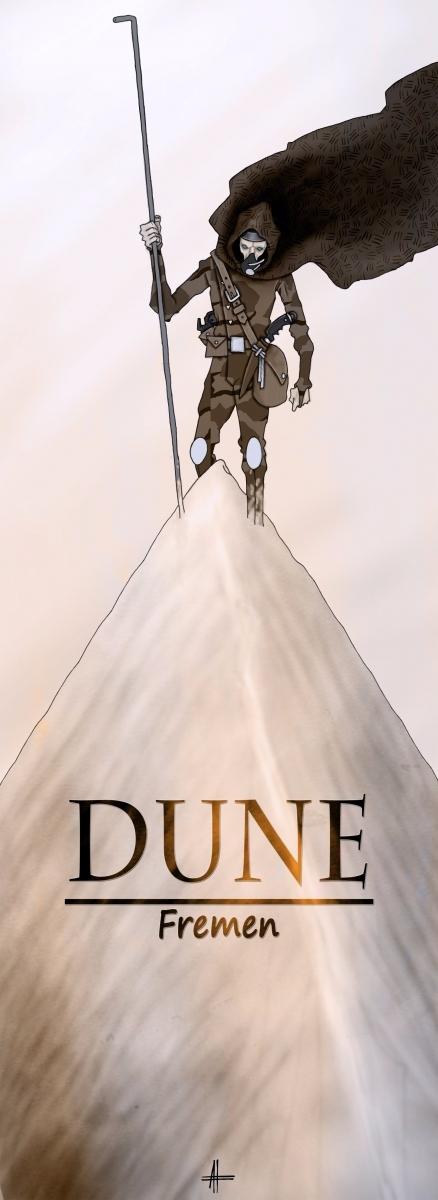 DUNE - Fremen - dune, fremen, herbert - afornerot | ello
