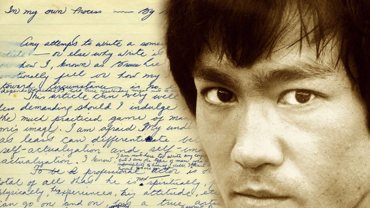 Cartas inéditas de Bruce Lee mu - codigooculto | ello