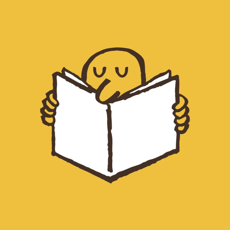 Love book smell - illustration - mfslayton | ello
