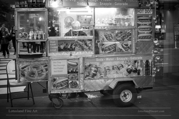 food cart vendor York Union Squ - wlotus | ello