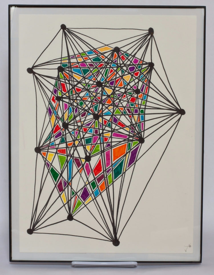 Brainstorm technicolor sharpie  - sarahthebeanstalk | ello