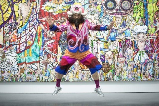 Takashi Murakami - art - peligropictures | ello