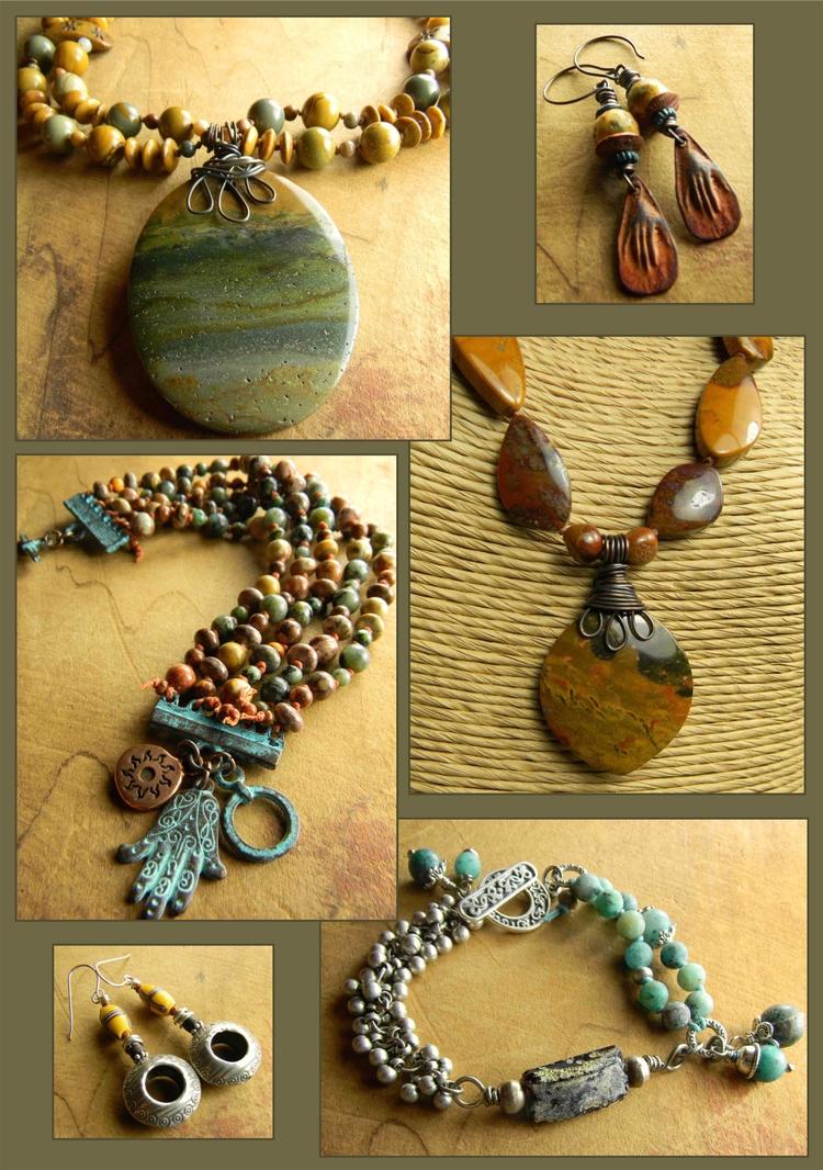 Visit blog post, Handmade Holid - chrysalistribaljewelry | ello