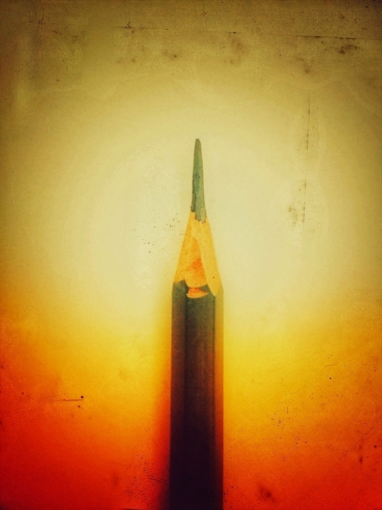 sharpen knife, wrong. :pencil2 - burningfp   ello