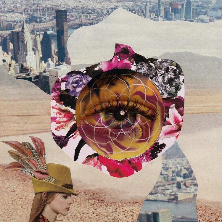 Featherlips. Paper collage. 201 - ctrl-alt-delange | ello