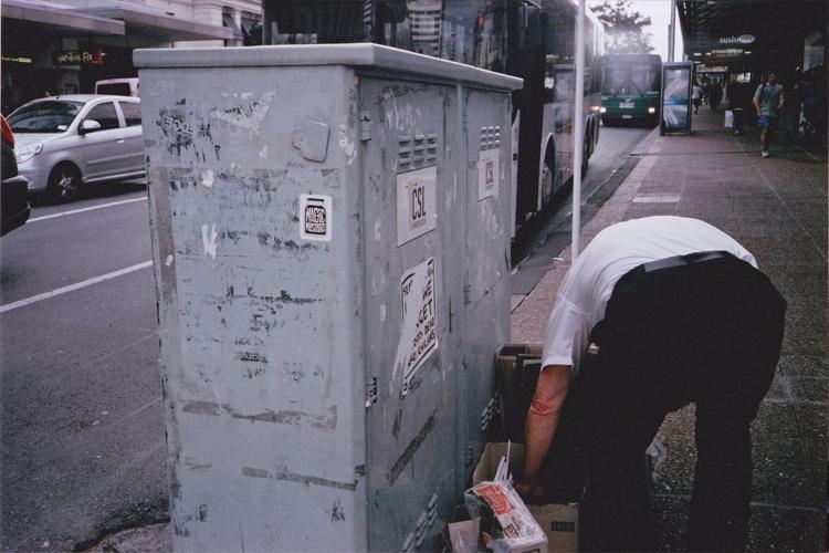 Auckland, 2012 - 35mm, shootfilm - concrete-jungles | ello