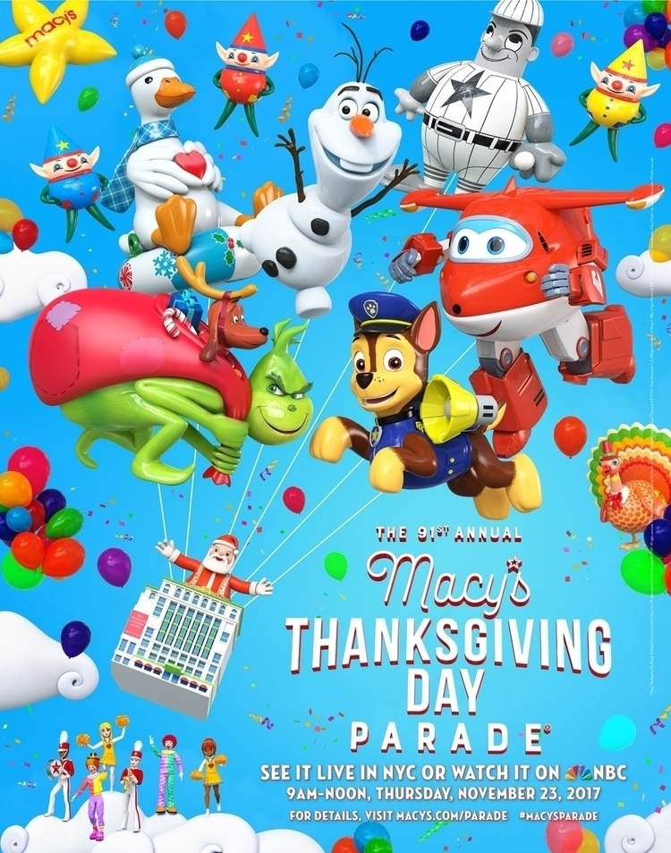 Illustration NY Thanksgiving Da - theodoru | ello