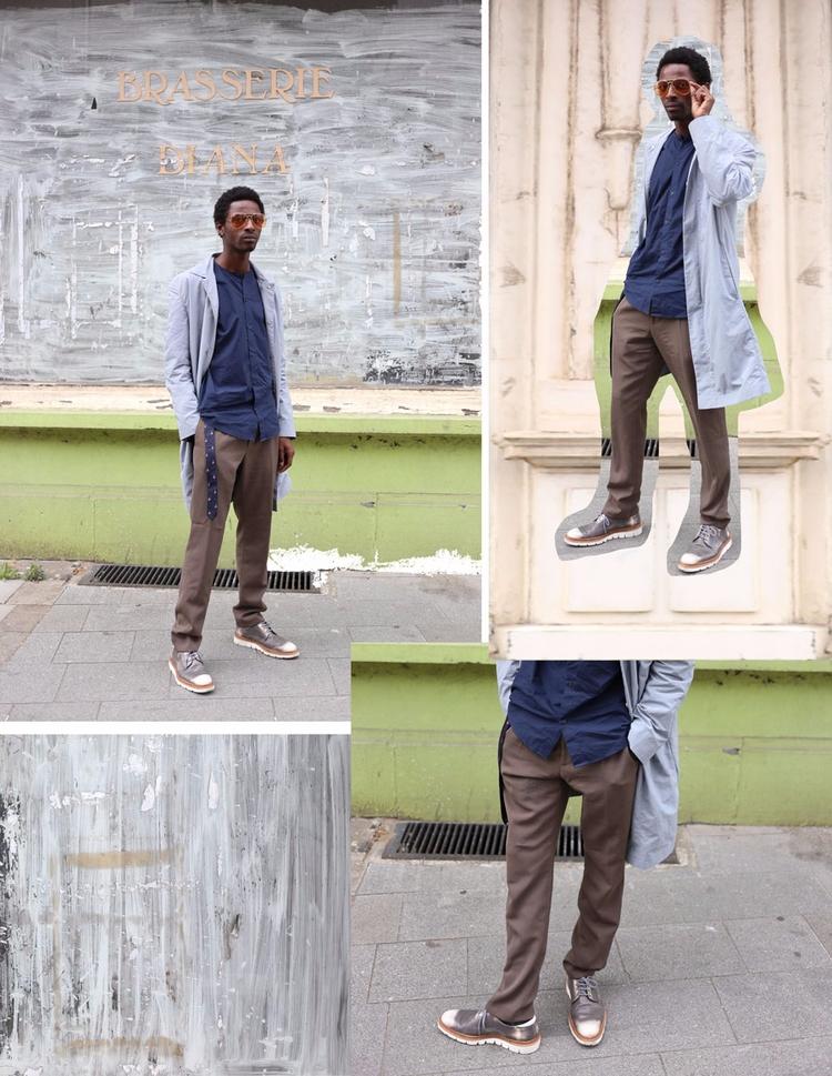 7/11 Style du Jour wearing: COS - jonthegold | ello