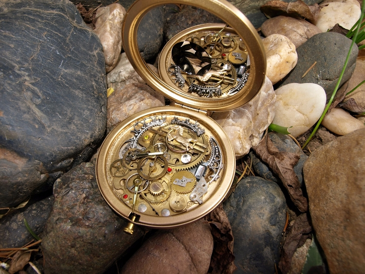 Time style EarlyRain - steampunk - earlyrain | ello