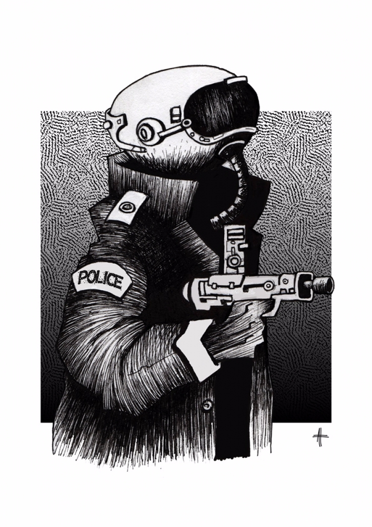 Police - SF, Cops - afornerot | ello
